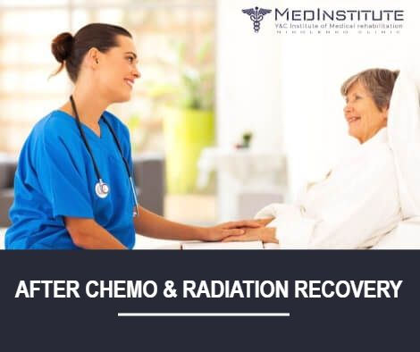 AFTER CHEMO & RADIATION RECOVERY-NIKOLENKO CLINIC-CYPRUS