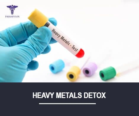 HEAVY METALS DETOX TREATMENT-NIKOLENKO CLINIC-CYPRUS