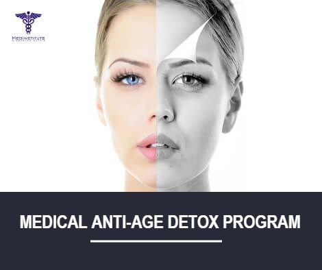 MEDICAL ANTI-AGE DETOX PROGRAM-NIKOLENKO CLINIC-CYPRUS