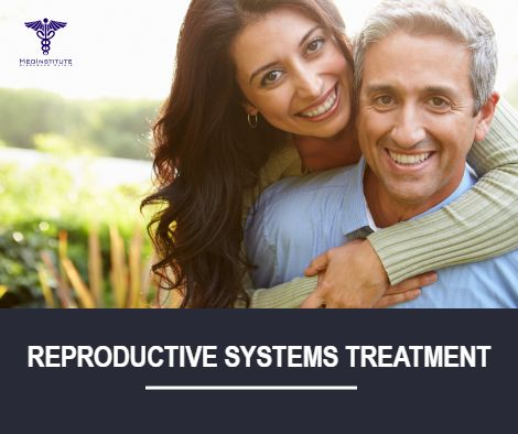 REPRODUCTIVE SYSTEMS TREATMENT NIKOLENKO CLINIC CYPRUS